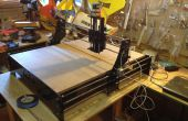 CNC Laser Cutter voyage