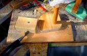 Couper un disque en bois sans un tour