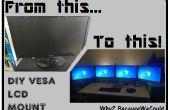 Montage non-VESA VESA surveille, bon marché et professionnels