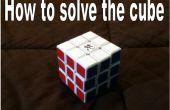 Comment résoudre le Rubik Cube