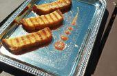Délicieux toasts cannelle de Français