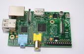 Serveur Web Raspberry Pi