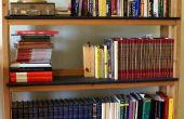 Bibliothèque étagères que faire pas Sag