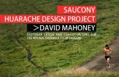 Saucony Huarache - Minimalist Running Footwear