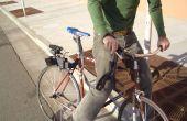 Caméra vidéo de montage pour vélo
