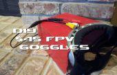 DIY lunettes de FPV 45 $ pour les RC Quad des hélicoptères ou avions