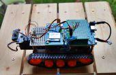 Espace-Rover à l'aide de Edison/Intel