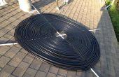 Chauffe-eau solaire de Spa
