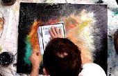 Un Guide Simple pour peinture à l'éponge
