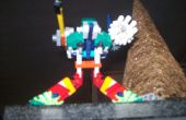 Grand Titan : Un mech cool knex