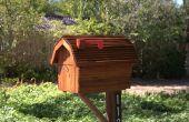 Boîte aux lettres de Redwood