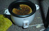 Pain de cuiseur de riz