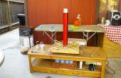 Construire un coil(medium size) tesla a expliqué
