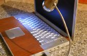 Lampe Decopunk USB