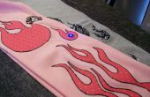 Arduino Lilypad Interactive Passion détection écharpe