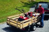 Comment construire une remorque utilitaire à partir d'un Kit