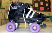 Bases de roller derby : nettoyer vos roues