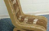 Meilleure chaise en carton du monde