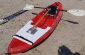 ADAPTIVE PADDLING luminaire pour kayak
