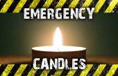 Bougies d'urgence