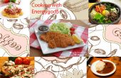 Cuisiner avec les energygod5 : plat d'aujourd'hui, Tonkatsu