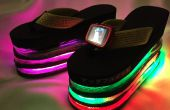 Blade Runner Harajuku Light Up sandales