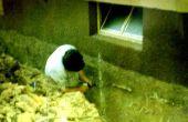 Imperméable à l'eau votre sous-sol pour un coût faible.