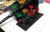 Arduino alimenté mini feux de signalisation - surveiller votre atelier de réparation !