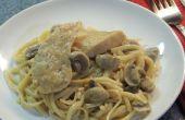 30 minutes poulet Marsala