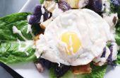 RECETTE | SALADE aux œufs aneth tiède de pommes de terre