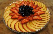 La tarte fruits frais
