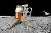 Mug de « Moon Lander » (pas de soudures, de matériel piraté)