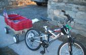 Comment faire une remorque de vélo sur un Wagon