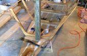 Comment construire des côtes pour un 18 pieds grands bancs dory