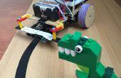 Ligne suiveur Robot - régulation PID - Android Setup