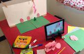 Comment organiser un atelier de pâte à modeler à l'aide des iPads et Stop Motion Studio !