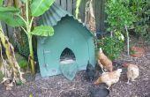 Construire un poulailler gothique (chien de chenil ou cochon de maison ou...)