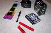 Recharges de votre stylo plume et Save