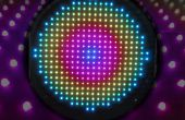 Rond LED Matrix - 340 Pixels x WS2801