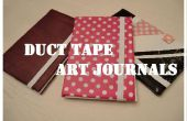 Duct Tape Art Journal