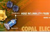 Copal - imbattable dans l'industrie pour hautement fiable de composants électroniques