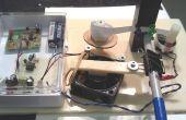 Morse Code de sonnette émetteur et d'imprimante sans fil