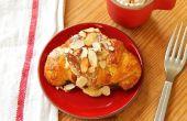 Croissants aux amandes fait maison