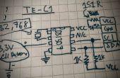 DS1307 DIY CCF (i2c)