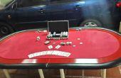 Dessus de Table de poker