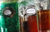 Halloween étiquettes pour bouteilles (et plus)