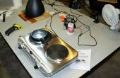 Contrôleur de température IR pour SMD poêle refusion