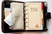 Filofax Wallet DIY