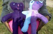 Un ours ou une marionnette