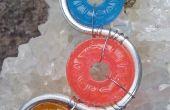 Collier de bonbons LifeSaver faux